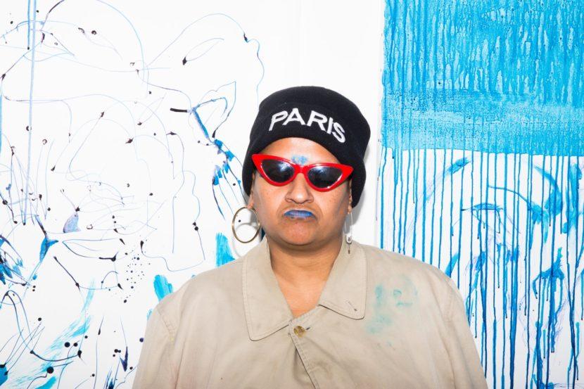 Vava Dudu - Artist Talk le 9 avril 2019 aux Beaux Arts de Paris