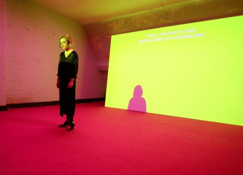 Marijke De Roover - Performance